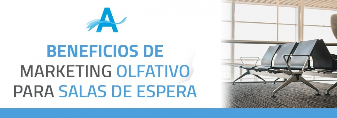 Marketing Olfativo en Salas de Espera y Consultas Médicas